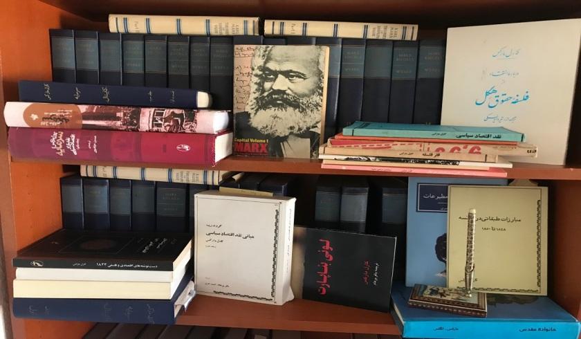آثار مارکس در زبان فارسی