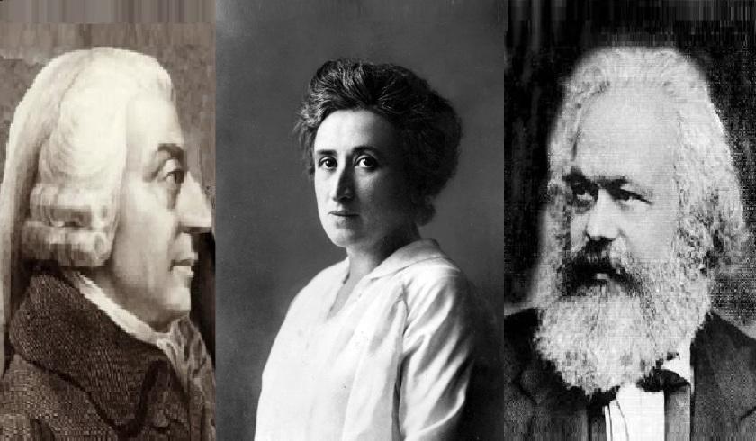 رزا لوکزامبورگ: نقد نظریهی انباشت مارکس