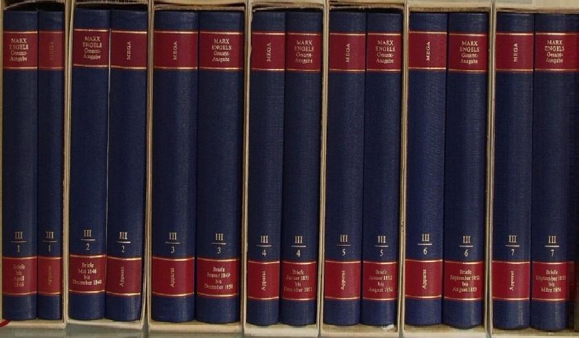 مقدمه بر دستنوشتهی اقتصادی 1865-1864 مارکس