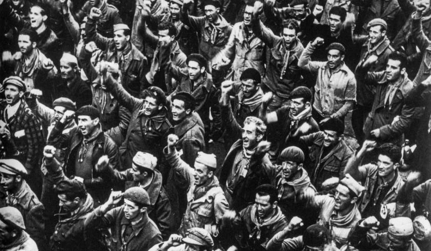 دموکراسی کارگری در انقلاب اسپانیا