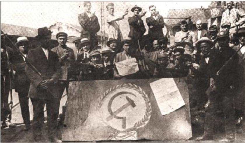 شوراهای کارخانه در تورین، 1920-1919