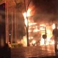بانکها در آتش