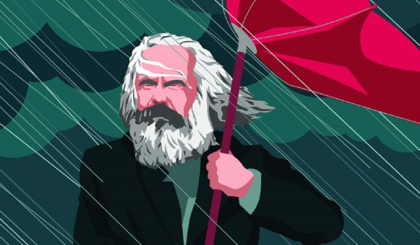 نظر مارکس دربارهی کمونیسم و توسعهی پایدار انسانی