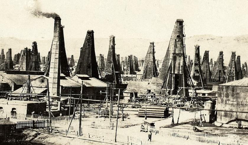 کارگران ایرانی در جنوب روسیه 1914 - 1880