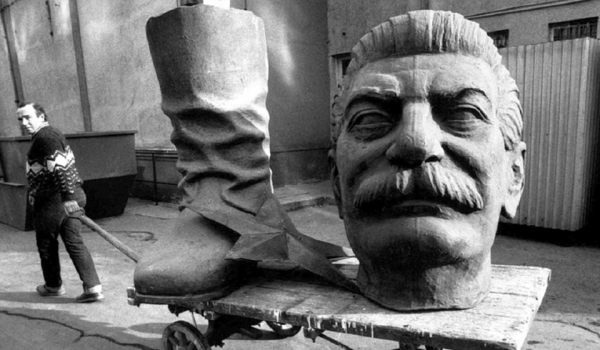 استالینیسم چطور مارکسیسم را تحریف کرد