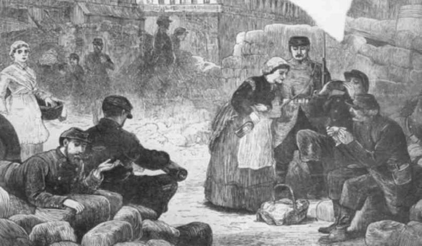 فعالیت سازمانهای مردمی در دوران کمون پاریس 1871