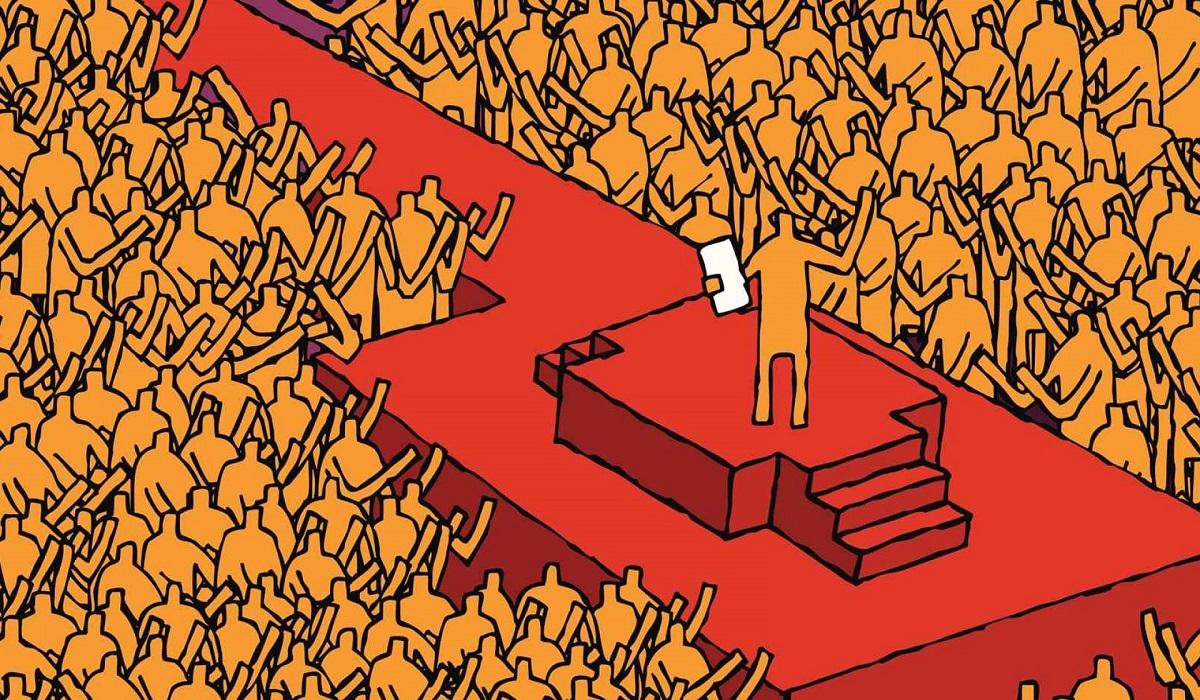 توتالیتاریسم «چپ» به بهانهی «مارکسیسم»